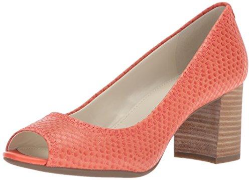 Anne Klein Femmes Chaussures À Talons Couleur Orange Medium Orange Rp Taille 42