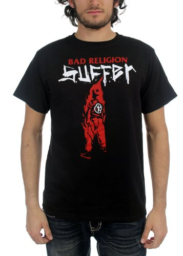 Bad Religion -  T-shirt - Maniche corte  - Uomo nero 48/50