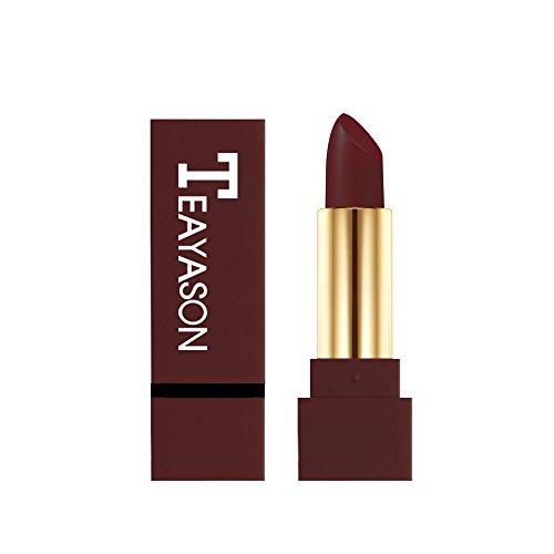 VJGOAL Neue Matter Lippenstift Feuchtigkeitsspendend Lipgloss Wasserdichtes Pigment Nude Long...