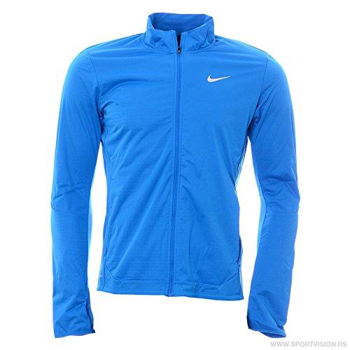 Nike Shield Fz Jacket - imperial blue/reflective silv, Größe #:M