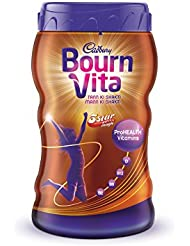 Bournvita 5 Star Magic Pro-Health Chocolate Drink, 500 gm Jar