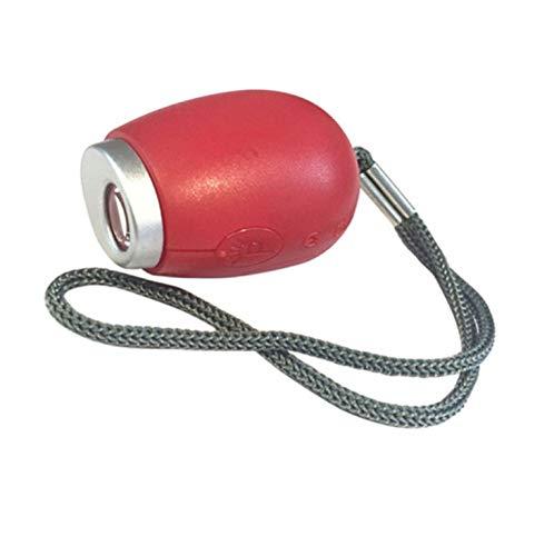 Renfengchui Tragbare Digitale Projektionswecker Schlüsselanhänger Mini Projektor Led Uhr Tragzeit Taschenlampe Uhr Hängenden Seil Tisch Dekor A