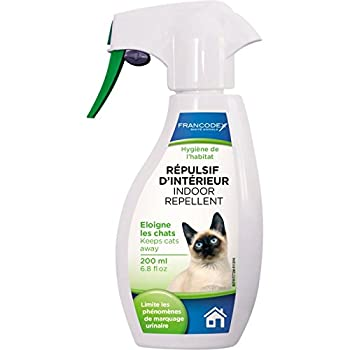 Francodex - REPULSIF D INTERIEUR CHAT 200 ml