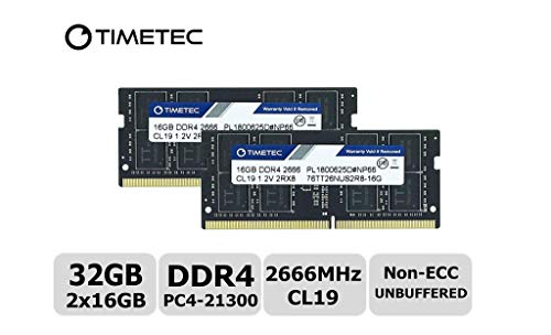 Timetec Hynix IC 32GB Kit (2x16G...