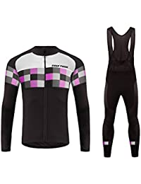 Uglyfrog 2017 Manga Larga Maillot+Bib Pantalones cortos Bodies Ciclismo Ciclismo De Hombre Verano Ropa De Triatlón Clothes Winter with Fleece Cycling Sets
