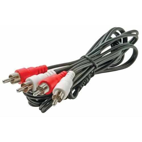 12ft 2Cinch Audio Kabel PREMIUM Retail Blister Pack Scosche Audio