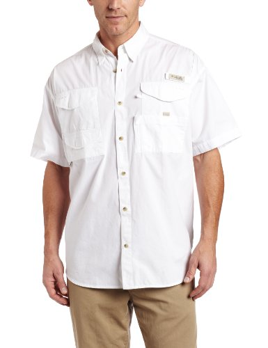 Columbia - Chemise casual - Homme blanc