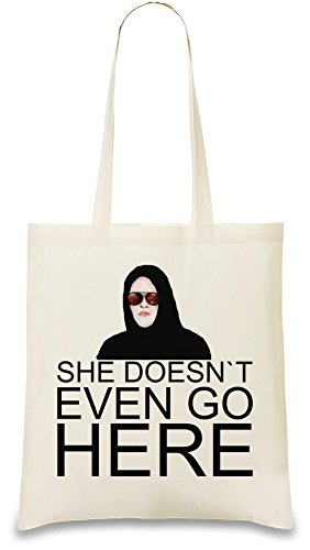 she-doesnt-go-even-here-slogan-custom-printed-tote-bag-100-soft-cotton-natural-color-eco-friendly-un