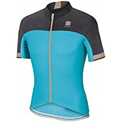 Maillot Sportful Bodyfit Pro Race Turquoise 2015