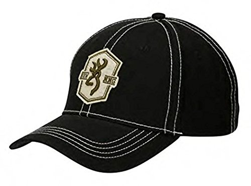 Browning Badge Cap-Black