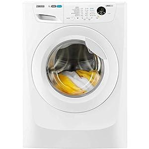 Zanussi ZWF91483W 9kg 1400rpm Freestanding Washing Machine - White from Zanussi