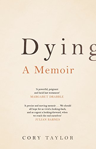 Dying, A Memoir Book Cover
