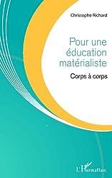Pour une éducation matérialiste