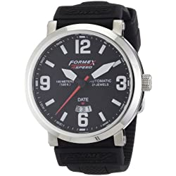 Formex 4 Speed Men's Automatic Watch 72511.7000 with Rubber Strap