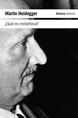 ¿Qué es metafísica? / What is metaphysics?