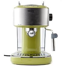 Máquina De Café Espresso Capuchino Máquina De Espresso, Vaporizador, 2 Tazas Posible Tanque De