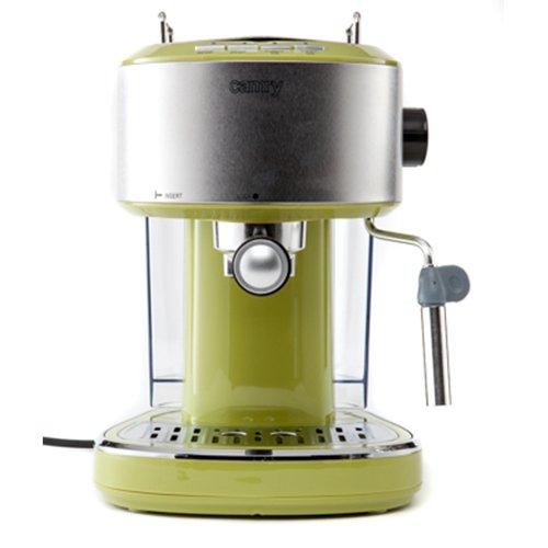 Maschine Espresso Kaffee Cappuccino Espresso-Maschine ~ Dampfgarer ~ 2Tassen möglich Wassertank...