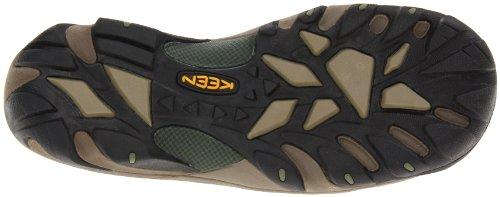 Keen ARROYO II 1002427, Chaussures de randonnée homme Beige (Slate Black / Bronze Green)