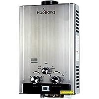 Haobang Sin tanque calentador de agua Gas instantáneo JSD12-S01 6L / Min 12KW (