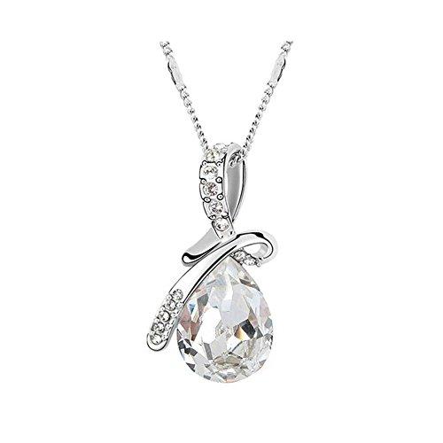 Hemore Sterling Silber Anhänger Halskette Schmuck für Frauen Mädchen für Frauen Mädchen Freundin Mutter Tochter Geschenk-Box