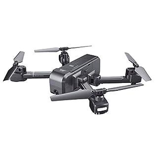 jfhrfged SJR/C Z5 GPS 1080P Weitwinkelkamera WiFi FPV Faltbare RC Drone Quadcopter + Rucksack Für Kinder und Anfänger