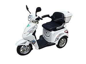 scooter elektro scooter roller mit drei r dern scooter. Black Bedroom Furniture Sets. Home Design Ideas