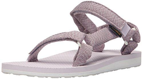 Teva Original Universal W's, Sandales de sport femme Rose - Pink (Marled Orchid 795)