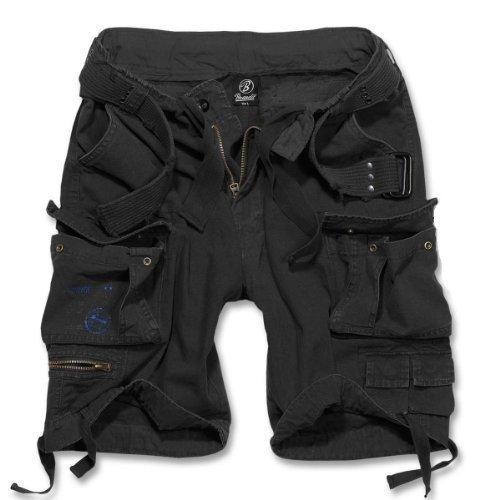 Brandit Savage Vintage Shorts Vintage Shorts schwarz L