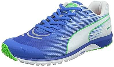 Puma Faas 300V4–Chaussures de running de matériau synthétique pour homme - bleu - bleu foncé, 45 EU