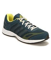 Adidas Mens Black Lemon Running Shoes - 9 UK /India (43.3 EU)