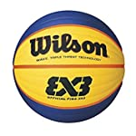 Built for the speed and style of the 3x3 game, this ball is designed for outdoor, fast paced basketball.   competitors in the fiba 3x3 world tour love the feel and grip of this basketball, and we're sure you will too.