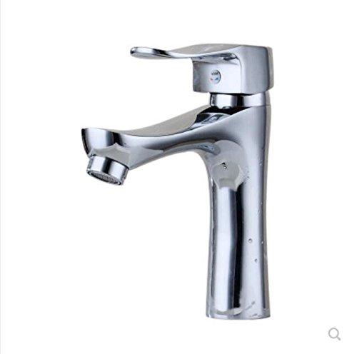 Decorry Precio Especial Nuevo Todo cobre Cuenca caliente y fría, cuarto de baño, lavabo, inodoro, lavabo Dual-Purpose Grifo, grifo de cocina.