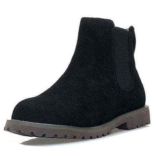Solshine , chaussures compensées femme Noir 1