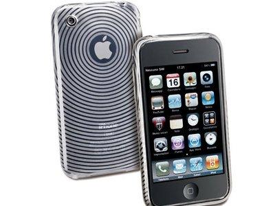 Cellular Étui circle pour iPhone Transparent Transparent