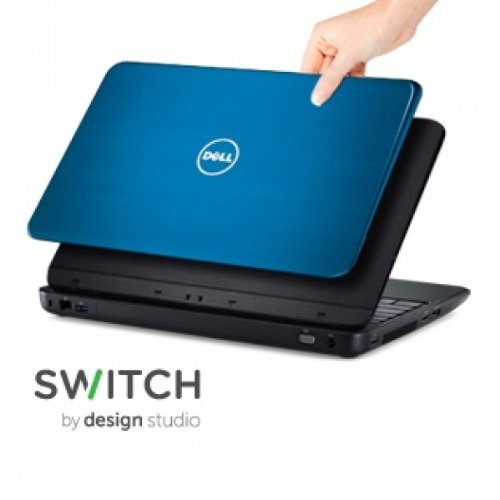 Price comparison product image Dell Inspiron R Laptop Switch Lid - Peacock Blue