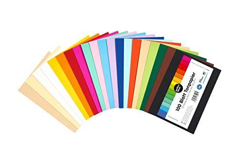 Farbiger 10 verschiedene