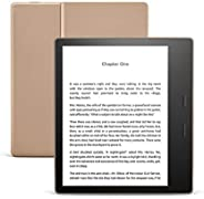 "All-New Kindle Oasis (10th Gen) - Now with adjustable warm light, 7"" Display, 32 GB, WiFi (Champagne"