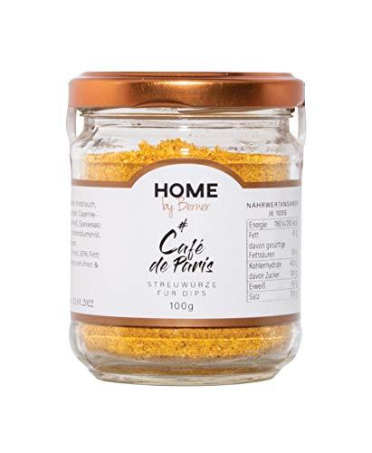 Home by Berner Cafe de Paris