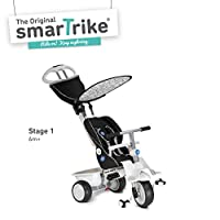 Smart Trike Recliner Black and Cream