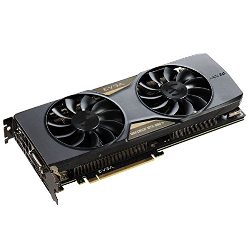 EVGA-06G-P4-4995-KR-Ti-Superclocked-ACX-20-NVIDIA-GTX-980-Grafikkarte-16x-PCI-e-30-6GB-GDDR5-Speicher-DVI-HDMI-3x-Display-Port