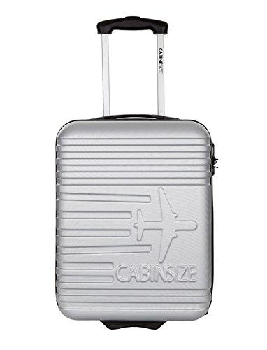 CABINE SIZE Valise, argent (argenté) - CS.0011203ARGE_ARGENT