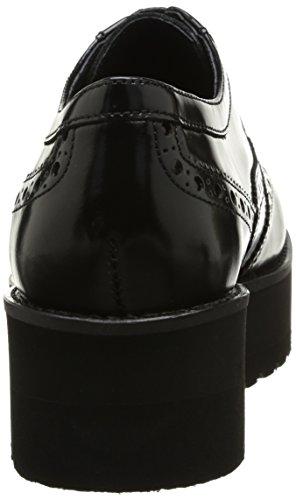 Jonak Chaussures de ville femme Noir (Polido Noir)