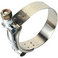 Inyección 4pcs T Perno Diesel Gasolina Combustible Manguera Abrazadera de Acero Inoxidable Auto Abrazaderas de Combustible