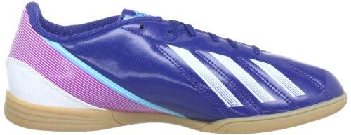 adidas Performance F5 IN G65410 Herren Fußballschuhe Blau (DRKBLU/RUNWH)