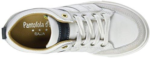 Pantofola d'Oro Jungen Monza Ragazzi Low Top Weiß (Bright White)
