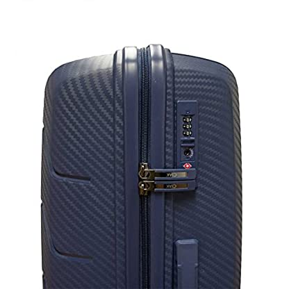 Tolley Rigido 69 cm 4 Ruote | Roncato Ciak Air | 426302-Blu Navy