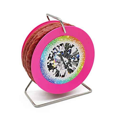 er Mini-Kabeltrommel - Modell Diamant - 3,5 Meter nach Krakauer Art 240 g ()