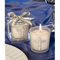 Silver Cross Themed Candle Favors - 23 count by Fashioncraft preisvergleich bei billige-tabletten.eu