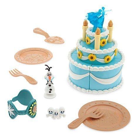 Disney Frozen Anna Birthday Cake Playset by Disney Frozen (Cake Frozen Disney)