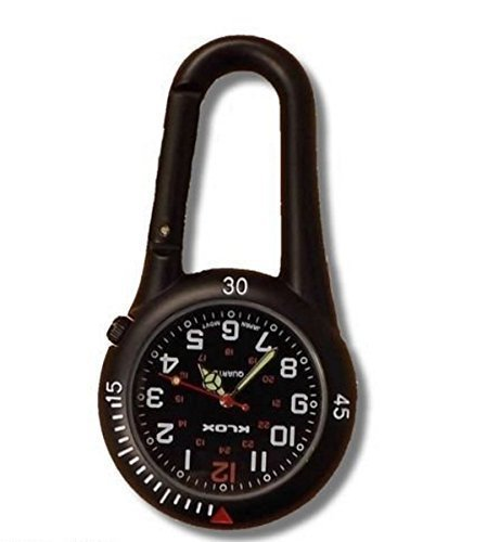 black-clip-on-carabiner-fob-watch-ideal-for-doctors-nurses-paramedics-chefs-with-one-extra-battery